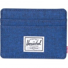 Herschel Supply Charlie Wallet - Eclipse Crosshatch