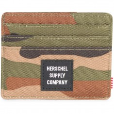 Herschel Supply Felix Wallet - Woodland Camo