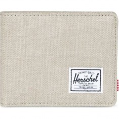 Herschel Roy Wallet - Light Khaki Crosshatch