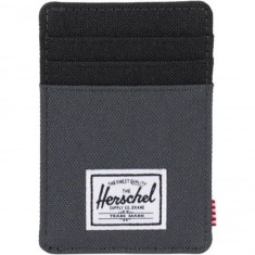 Herschel Supply Raven Wallet - Dark Shadow/Black/Black