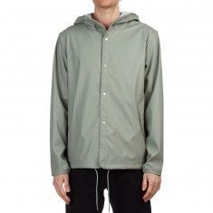 Herschel Forecast Hooded Coach Jacket - Shadow