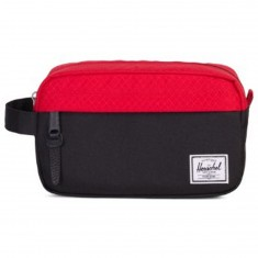 Herschel Chapter Bag - Black/Scarlet