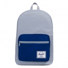 Herschel Pop Quiz Backpack - Quarry/Blueprint