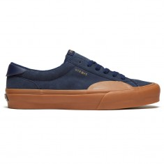 Straye Logan Shoes - Indigo Suede