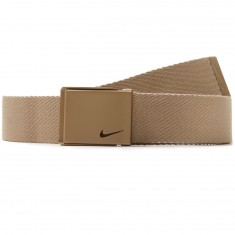 Nike Tech Essentials Single Web Belt - Khaki