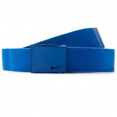 Nike Tech Essentials Single Web Belt - Royal