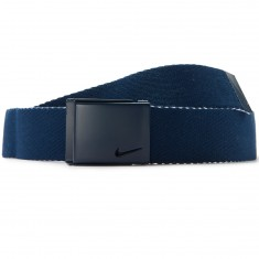 Nike Tech Essentials Single Web Belt - Navy