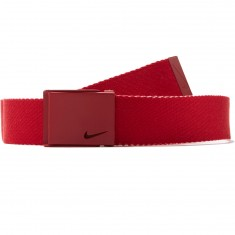 Nike Tech Essentials Single Web Belt - Varsity Red