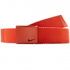 Nike Tech Essentials Single Web Belt - Team Orange