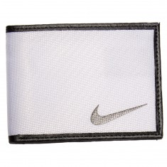 Nike Techesssential Slim Fold Wallet - White