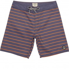 Captain Fin Time Warp Boardshorts - Charcoal