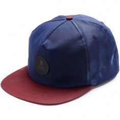 Roark Hard Ball Hat - Navy