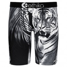 Ethika Shere Khan Underwear - Black/White