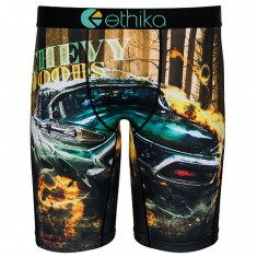 Ethika Trunk Banging Chevy Woods Boxer Brief - Assorted