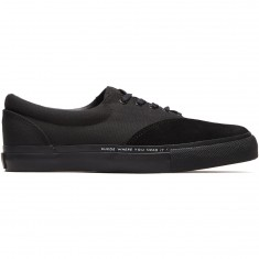 Clear Weather Donny Shoes - All Black
