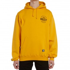 Grizzly All Terrain Hoodie - Gold