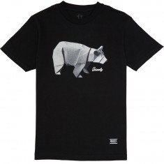 Grizzly Origami T-Shirt - Black