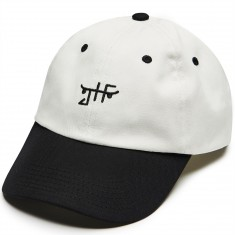 Just Have Fun Toned Out Dad Hat - White