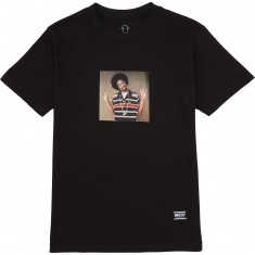 Grizzly M To The D T-Shirt - Black