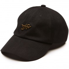 Just Have Fun Chopper Dad Hat - Black