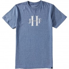 Just Have Fun Stoned Wash T-Shirt - Washed Blue