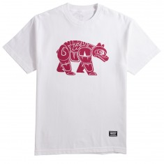Grizzly Tribes Of Bears T-Shirt - White