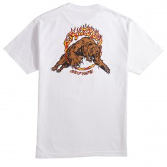 Grizzly Blazing Trails T-Shirt - White