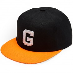 Grizzly Chunk G Strapback Hat - Black
