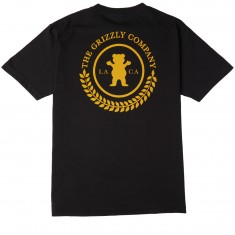 Grizzly Higher Standard T-Shirt - Black