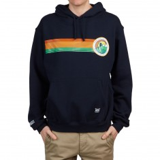 Grizzly Beyond The Bush Hoodie - Navy