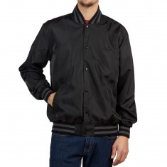 Grizzly Clemente Softball Jacket - Black