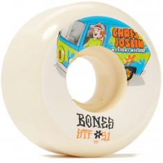 Bones STF Joslin Shaggy V2 Skateboard Wheels - 51mm