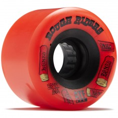 Bones Rough Riders Shotgun Skateboard Wheels - Red - 56mm