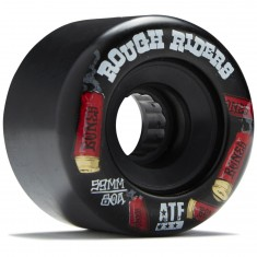 Bones Rough Riders Shotgun Skateboard Wheels - Black - 59mm