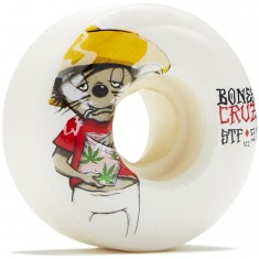 Bones STF Cruz Weedy V2 Skateboard Wheels - 51mm
