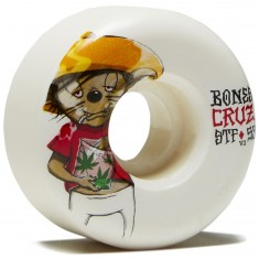 Bones STF Cruz Weedy Skateboard Wheels - 53mm