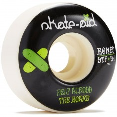 Bones STF Skate-Aid 2 V1 Skateboard Wheels - 54mm