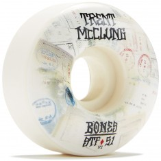 Bones STF McClung Passport V1 Skateboard Wheels - 51mm
