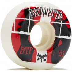 Bones STF Gravette Peeps V2 Skateboard Wheels - 51mm