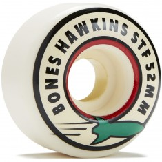 Bones STF Hawkins Rocket V1 Skateboard Wheels - 52mm