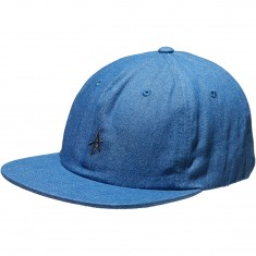 Altamont Collapse Decontructed Hat - Indigo