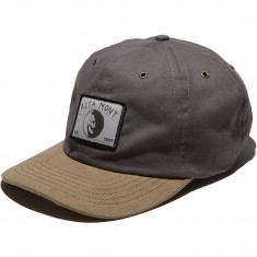 Altamont Trauma 6 Panel Hat - Charcoal