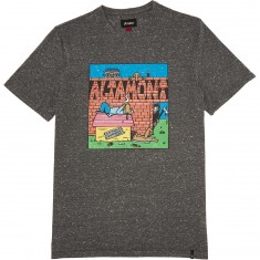 Altamont Dog House T-Shirt - Grey/Heather
