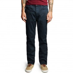 Altamont A/979 5 Pocket Pants - Dark Navy