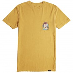 Altamont Slow Times T-Shirt - Mustard