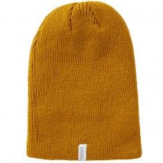 Coal The Frena Solid Beanie - Mustard