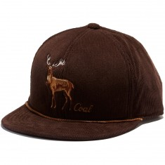 Coal The Wilderness Stag Hat - Brown