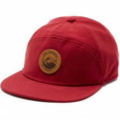 Coal The Will Hat - Dark Red