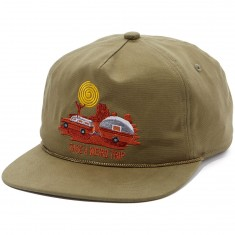 Coal The Great Outdoors Hat - Olive/Weird Trip