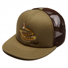 Coal The Wilds Hat - Olive (Snake)